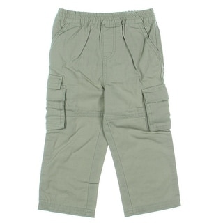 Kitestrings Infant Twill Cargo Pants