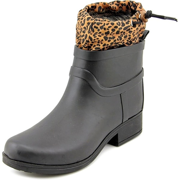 Lucky Brand Rebeka   Round Toe Synthetic  Rain Boot