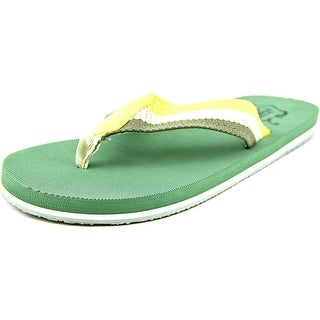 Non-Branded Kurapika Open Toe Canvas Flip Flop Sandal