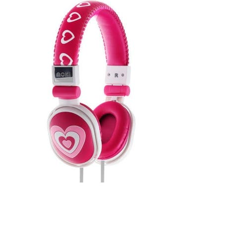 Moki Popper Headphone Hearts 3