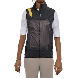 La Sportiva Stratos Racing Vest Vest Grey/Yellow
