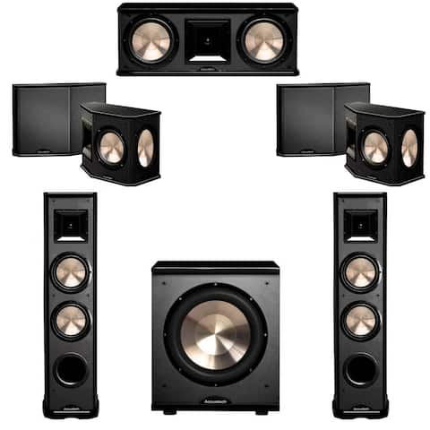 BIC Acoustech 5.1 System with PL-89 II Speakers