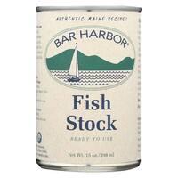 Bar Harbor Fish Stock - Case of 6 - 15 oz.