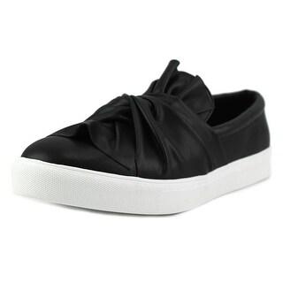 Mia Zoe Leather Fashion Sneakers