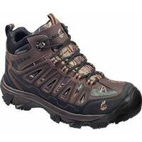 Nautilus Men's N2203 Steel Toe Waterproof EH Hiking Boot Camo Mesh/Action Nubuck Leather
