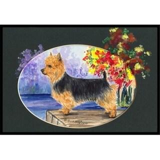 Carolines Treasures SS8046MAT 18 x 27 in. Australian Terrier Indoor Outdoor Mat