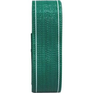 Thermwell Products Co. 39' Green Webbing PW39G Unit: PKG