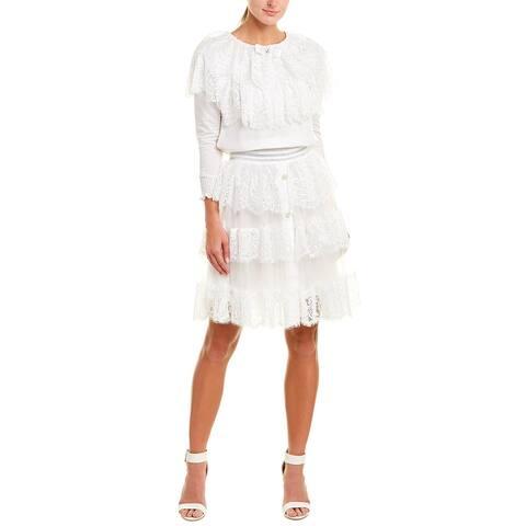 Nisha Outi 2Pc Blouse & Skirt Set