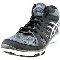 Asics Gel-Fit Tempo 2 MT Women  Round Toe Synthetic Black Running Shoe