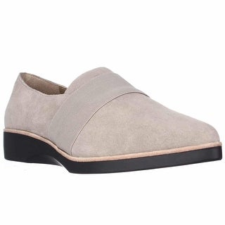 STEVEN by Steve Madden Aidan Casual Loafers - Taupe Suede