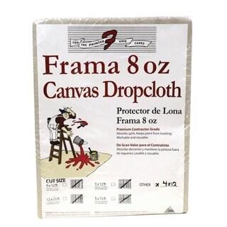 Trimaco 8013 Frama Drop Cloth Runner 4' x 12', 8 Oz