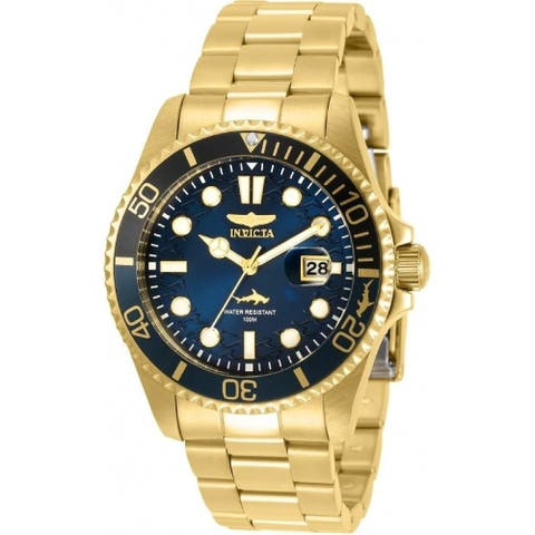 Invicta Men's 30810 'Pro Diver' Stainless Steel Watch