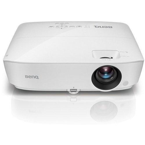 Benq America Corp. - Benq Projector Mw526ae White Wxga;3300Lm;D-Sub X1;S-V; 2W Spk X1; Ao; Control Te