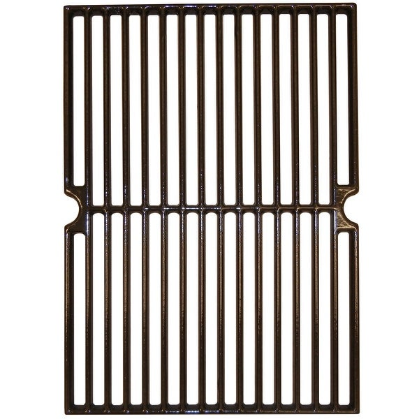 """16"""" Gloss Cast Iron Cooking Grid for BBQ Tek and Four Seasons Gas Grills - N/A"""