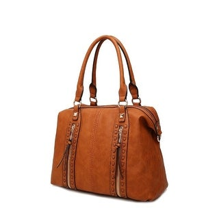 MKF Collection Sabine Satchel Weekender/ Shoulder Bag by Mia K. Farrow (4 options available)