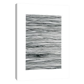 """PTM Images 9-108571  PTM Canvas Collection 10"""" x 8"""" - """"Waves"""" Giclee Abstract Art Print on Canvas"""