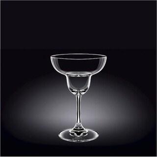 Wilmax 888031 280 ml Margarita Glass Set of 6, Pack of 8