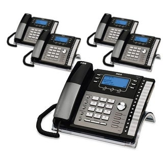 RCA ViSYS 25423RE1 (5-Pack) 4-Line Corded Phone
