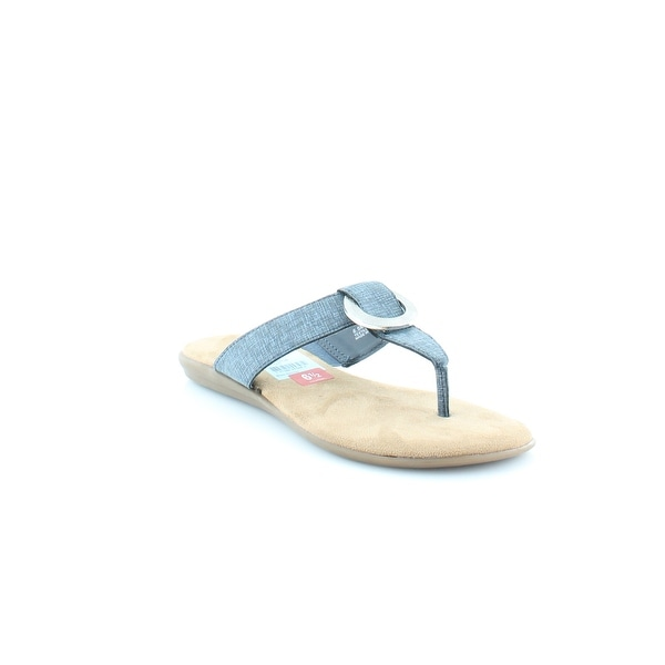 Aerosoles Supper Chlub Women's Sandals & Flip Flops Denim