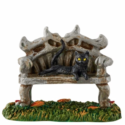 Black Cat Bench