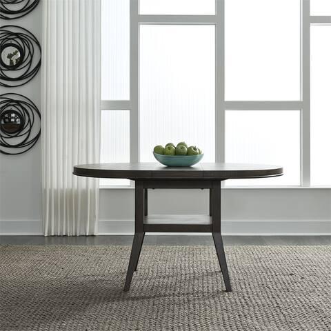 Ventura Boulevard 42x54 Oval Pedestal Table