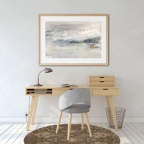OUSHAK WHEAT Office Mat By Kavka Designs
