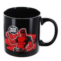 Marvel Deadpool Thumbs Up 20oz Mug - Multi