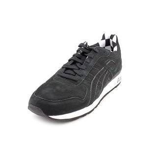 Asics GT-II Round Toe Leather Sneakers