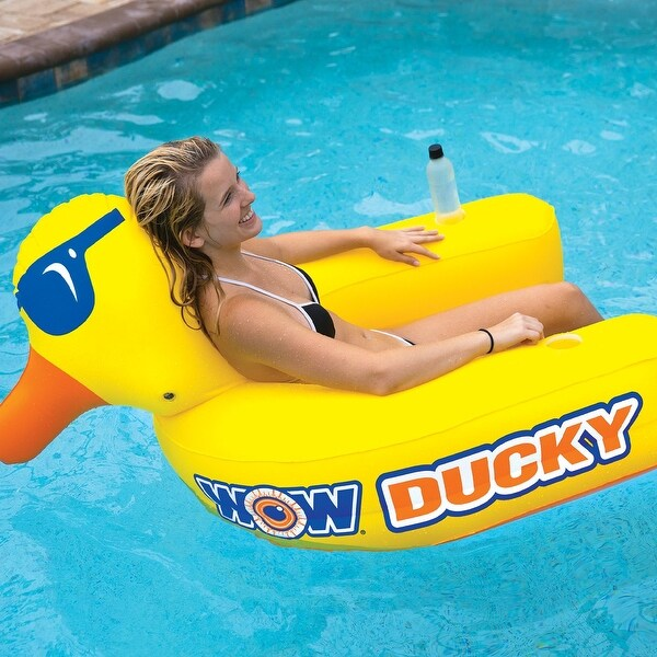 WOW Sports Ducky Lounge (19-2000) - Yellow. Opens flyout.