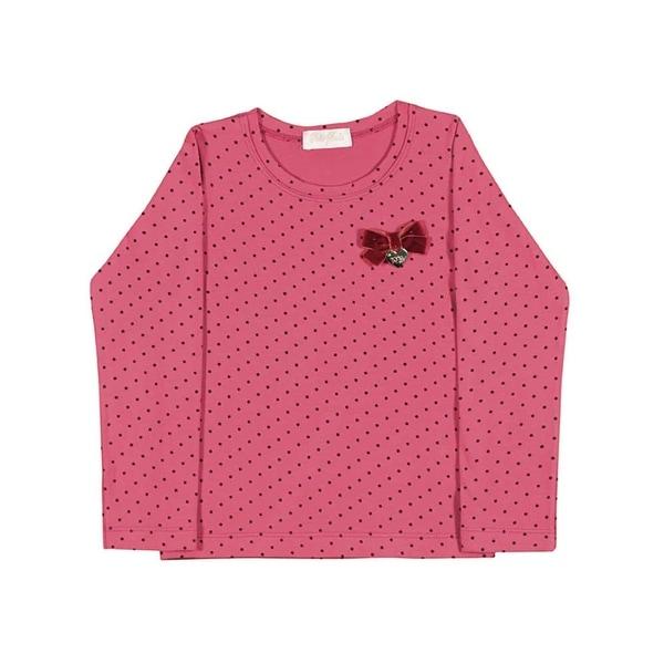 Toddler Girl Shirt Long Sleeve Little Girls Clothes Pulla Bulla Sizes 1-3 Years