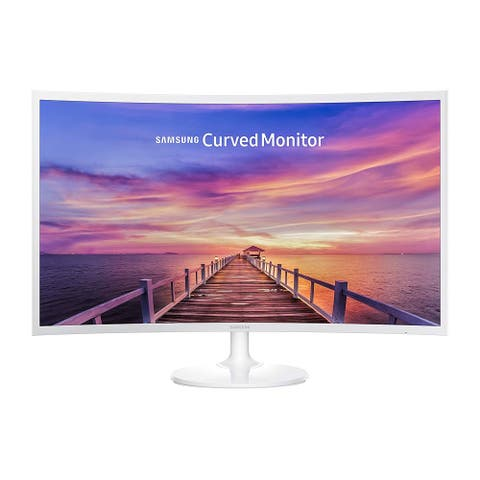 Samsung 32-inch CF391 Series Curved LED Monitor 32-inch CF391 Series Curved LED Monitor
