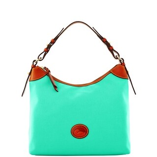 Dooney & Bourke Nylon Large Erica (Introduced by Dooney & Bourke at $149 in Feb 2015) - Mint