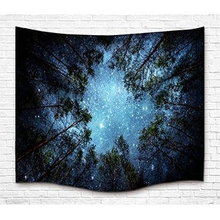 Link to Forest Starry Hippie Milky Way Tapestry for Bedroom Dorm Decor Similar Items in Decorative Accessories