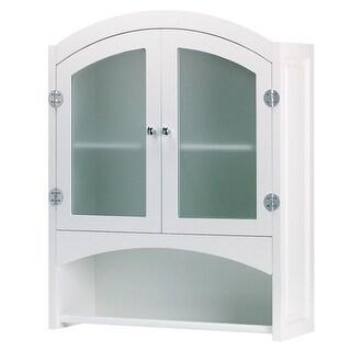 Sleek Bathroom Wall Cabinet