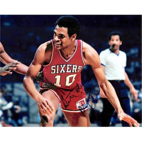 907d116fda9f Shop 8 x 10 in. Maurice Cheeks Autographed Photo No. SC2 for - Free  Shipping Today - Overstock - 23727969