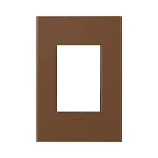 Legrand AWP1G34 adorne 1+Gang Wall Plate 3.45 Inches Wide