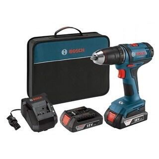 Bosch DDB181-02 18V Compact Tough Drill & Driver, 0.5 in.