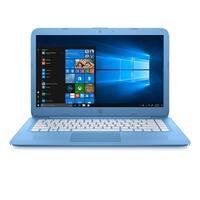 HP Stream Laptop PC 14-AX010NR 4GB RAM, 32GB eMMC, Aqua Blue