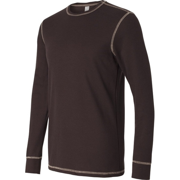 Canvas - Long Sleeve Thermal T-Shirt. Opens flyout.