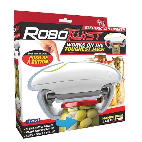 Robotwist Adjustable Easy Open Jar Opener