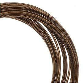 Vintaj Natural Brass Wire 16 Gauge (15 Foot Spool)