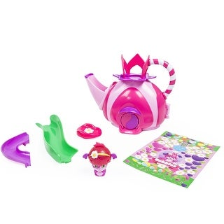 Popples Bubbles Tea House Playset