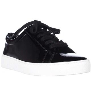 MICHAEL Michael Kors Valin Runway Casual Sneakers, Black