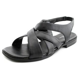 White Mountain Women's Chef Flat Strappy Sandals