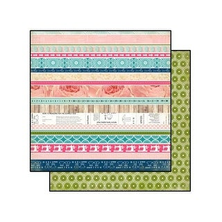 Carta Bella Sew Lovely Paper 12x12 Border Strips