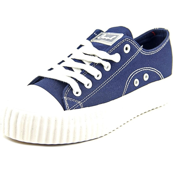 Coolway Britney Women Canvas Blue Fashion Sneakers