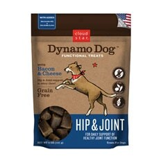 Cloud Star Dynamo Dog Bacon & Cheese Hip & Joint Treats