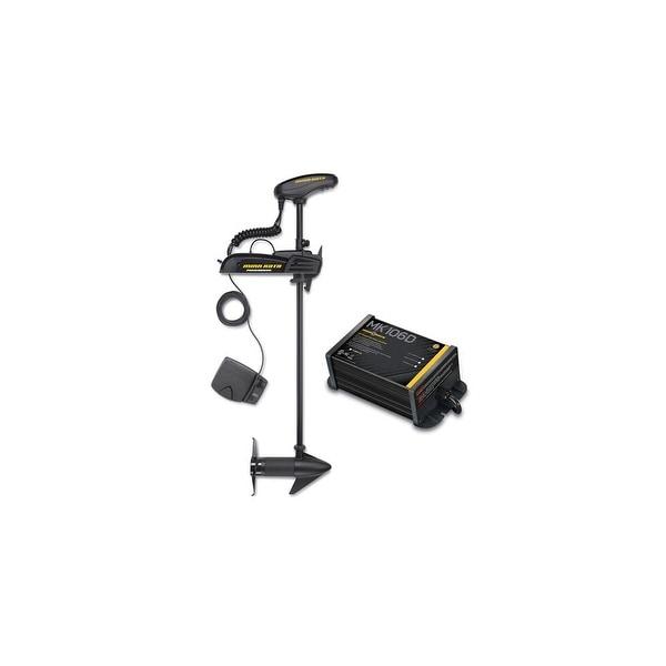 Minn Kota Power Drive 55 BT Trolling Motor 1358739 With Free MK 106D