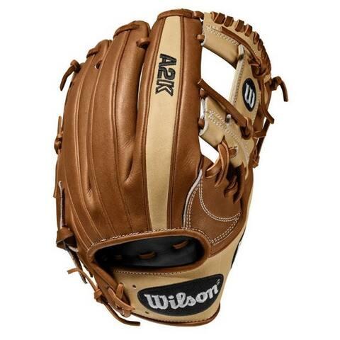"""Wilson A2K 1787 Pro Stock Baseball Glove Mitt Infield 11.75 (Right Hand Throw) - 11.75"""""""