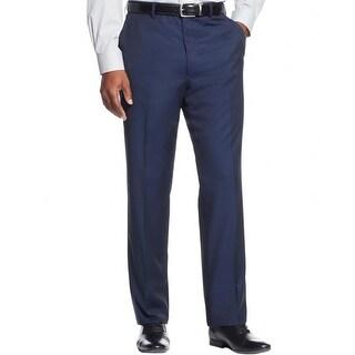 Shaq Mens Big & Tall Dress Pants Wool Classic Fit - 50
